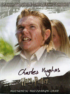 Peter Pettigrew Charles Hughes
