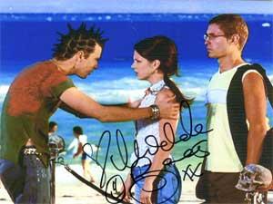 Matthew Lillard signed photo